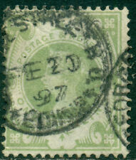 GREAT BRITAIN SG-211, SCOTT # 122 USED, GREAT PRICE!