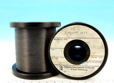 200ft 60m O ISOTAN Constantan 38AWG 0.1mm 61.77 Ωm Resistance WIRE 0,1 0.10 0,10
