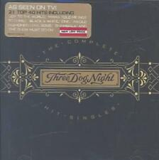 THREE DOG NIGHT - THE COMPLETE HIT SINGLES USED - VERY GOOD CD