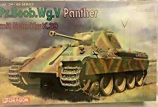 1/35 German Panzerbeobachtungswagen V Panther ~ Dragon DML Smart Kit #6821