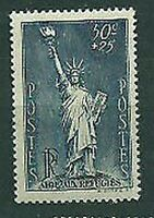 France - Mail 1937 Yvert 352 MNH
