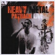 BUSHIDO - HEAVY METAL PAYBACK LIVE 2 CD NEUWARE
