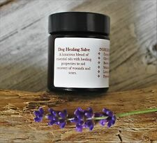 Woof For Treats Natural Dog Healing Salve for Wounds, Scars, Itchy and Dry Skin