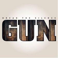 "Gun ""Break the silence"" CD --- 11 tracks --- Nouveau"