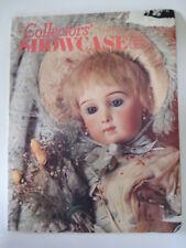 antique vtg Emile Jumeau Triste doll iron metal Animal Bank Arcade A C Williams
