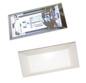 71-79 FORD TRUCK DOME LIGHT HOUSING AND LENS KIT