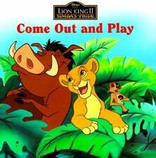 Come Out and Play (Disney's the Lion King Ii Simbas Pride)