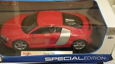 Maisto Special Edition 1:18 Audi R8 NEW SEALED