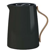 Stelton Emma Tee - Isolierkanne 1 l matt schwarz doppelwandig
