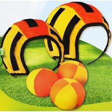 TARGET BUTT HEADS Two Player Garden Beach Throwing Game 2 Hats 3 Balls Toy SR29