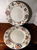 Churchill JACOBEAN Dinner Plate Excellent Unused Condition! Lots of 2
