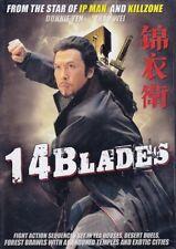14 BLADES   - NEW DVD