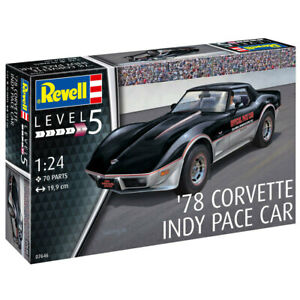 Revell 1/24 '78 Corvette (C3) Indy Pace Car