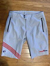 New listing Men's Pearl Izumi Pro Team USA Triathlon Training Shorts Medium 32 Quick Dry