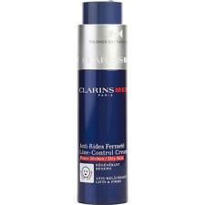 Clarins Men Line Control Cream- For Dry Skin--50Ml/1.7oz