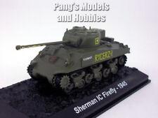 Sherman Firefly Medium Tank 1/72 Scale Diecast Model by Amercom