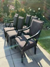 Laura Ashley Dining Chairs Black Chinese Modern