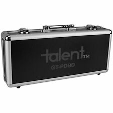 Talent GT-PDBD Guitar Mini FX Pedal Board Holds up to 5 Mini Pedals