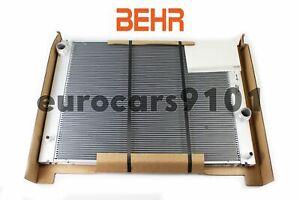 New! BMW 530i Behr Hella Service Radiator 376745761 17117534914