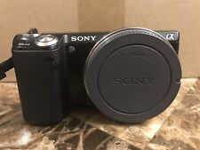 Sony Alpha NEX-5N 16.1MP Digital Camera - Black (Body Only) (NEX-5N/B)