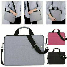 More details for 15.6 inch laptop pc waterproof shoulder bag carrying soft notebook case cover uk
