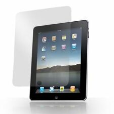 CLEAR SCREEN PROTECTOR FOR APPLE IPAD 1 TOP QUALITY LCD GUARD PROTECTION FILM