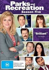 Parks And Recreation - Season 5 R4 DVD