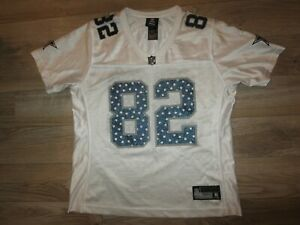Jason Witten #82 Dallas Cowboys NFL Reebok Jersey Women's M Medium