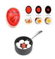 Egg Timer Perfect Boil Colour Changing Kitchen Cook Heat Perfectly Useful UK