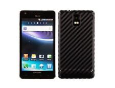 Skinomi Carbon Fiber Film Skin + Screen Protector for Samsung Infuse 4G