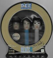 Elvis Presley Limited Edition PEZ Dispenser Set of 3 Collectible CD New