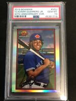 🔥🔥2019 Bowman 30th Anniversary Chrome Vladimir Guerrero Jr Rookie PSA 10🔥🔥