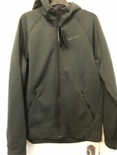 Nike Therma Sphere Hooded Jacket In Seaweed Size Small