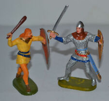 Painted Plastic Pre-1500 Vintage Toy Soldiers