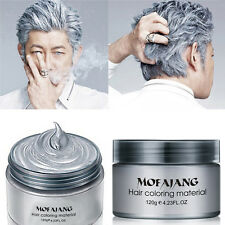 Easy Modeling Temporary Dye DIY Glamour Hair Color Wax Hair Cream US SHIPPING