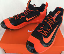 Nike Air Max Huarache BSBL 819137-080 Metal Baseball Cleats Shoes Men's 8 MLB