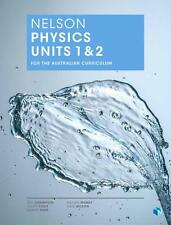 Nelson Physics Units 1 and 2 for the Australian Curriculum by Geoff Cody (Paperback, 2014)