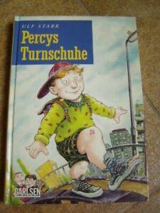 """* Kinder Buch Erstes Lesen """"Percys Turnschuhe"""" *"""