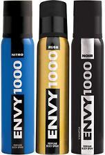 Envy 1000 Nitro, Rush & Noir Deo Combo 120 ml (Pack of 3)  original fs