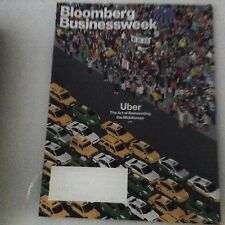 Bloomberg Businessweek Magazine Uber Reinventing March 2, 2014 061717nonrh2