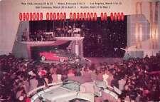 General Motors Motorama of 1955 Vintage Postcard J56359