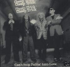 CHEAP TRICK Can't Stop Fallinw/ RARE RADIO MIX  PROMO DJ CD Single 1990 USA