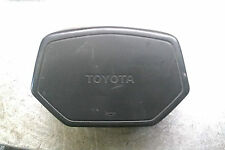 86 Toyota MR2 horn pad black