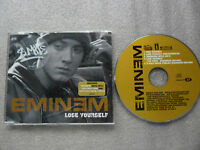 CD-EMINEM LOSE YOURSELF-RAP USA-8 MILE SOUNDTRACK-VIDEO-(CD SINGLE)-5TRACK-////