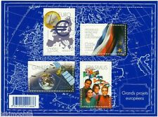 STAMP / TIMBRE FRANCE NEUF BLOC N° 123 ** GRANDS EVENEMENTS EUROPEENS