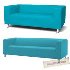 Einfarbige Sofabezüge 4-Sitzer-Sofa