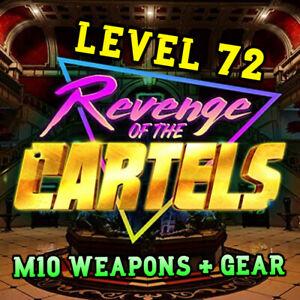 Borderlands 3 (REVENGE OF THE CARTELS) BUY 2 GET 1 🌴 Level 72 🌴 ALL PLATFORMS