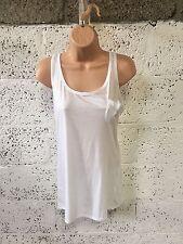 Zara Cotton Blend Hip Length Tops & Shirts for Women