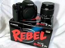 Canon Rebel T3i / EOS 600D Digital SLR Camera (kit w/ EF-S IS II 18-55mm lens)