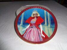 Danbury Mint High Fashion Barbie The 1963 Barbie Sophisticated Lady Plate
